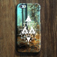 Forest Triangle iPhone XR Case Galaxy S8 Case iPhone XS Max Cover iPhone 8 SE  Galaxy S8 Galaxy S7 Galaxy Note 5 Phone Case 147