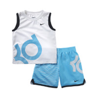Nike KD Graphic Two-Piece Infant/Toddler Boys' Set
