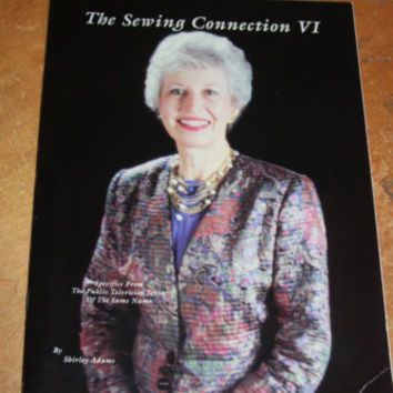 The Sewing Connection VI by Shirley Adams Fashion Sewing Magazine