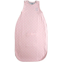 Large: 4 Season Universal Sleep Sack - Merino Wool. Rose [Fits: 2YR - 4YR]
