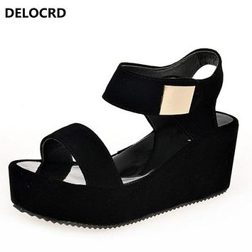 Women Gladiator  shoes Roman sandals shoes Women sandals peep-toe flat Shoes