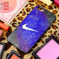 Case iPhone 4 Case iPhone 4s Case iPhone 5 Case idea case just do it case nike case Diamond case Diamond dust