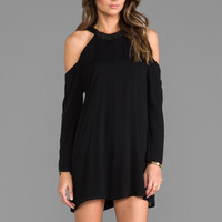 Boulee Mari Dress in Black
