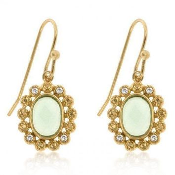 Peridot Estate Earrings (pack of 1 ea)