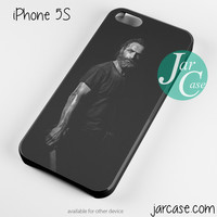 Rick grimes the leader Phone case for iPhone 4/4s/5/5c/5s/6/6 plus