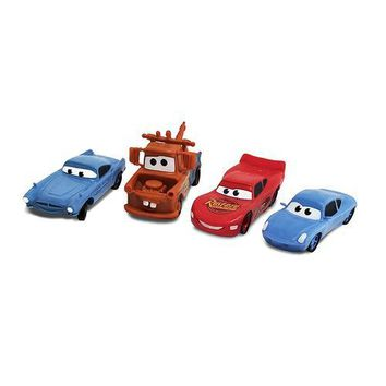 Disney Pixar Cars 4-Piece Figure Set