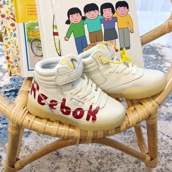 Child Reebok Girls Boys shoes Children boots Baby Sandle Toddler Kids Child Fashion Casua Sneakers Sport Children's Shoes