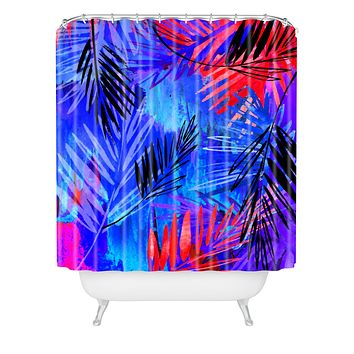 Holly Sharpe Cool Breeze Shower Curtain