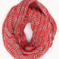 Duo-Toned Infinity Scarf