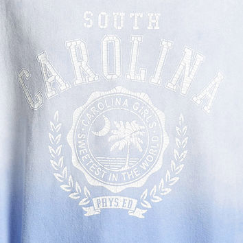 South Carolina Ombre Sweatshirt