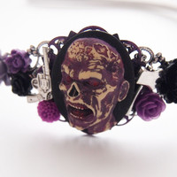 glamasaurus ♥Kawaii Cute Sweet Jewelry + Accessories ♥ — Zombie Apocalypse Survivor Headband