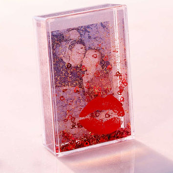 Mini Instax Smooch Glitter Picture Frame From Urban Outfitters