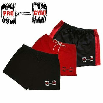 Drawstring Gym Shorts for Men
