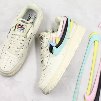 Nike Air Force 1 Low All Star - Swoosh Pack - Best Online Sale