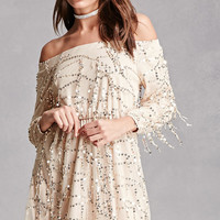 Selfie Leslie Sequined Dress