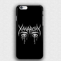 New Lil Xan Xanarchy Best For iPhone 6 6s 7 8 X Plus Hard Plastic Cover