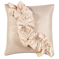 EASTERN ACCENTS REFLECTION GOLD W/ RUFFLE - BAD-02