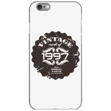 vintage made of 1997 all original parts iPhone 6/6s Case