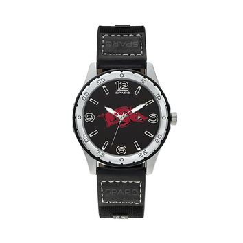 Sparo Men's Player Arkansas Razorbacks Watch (Black)