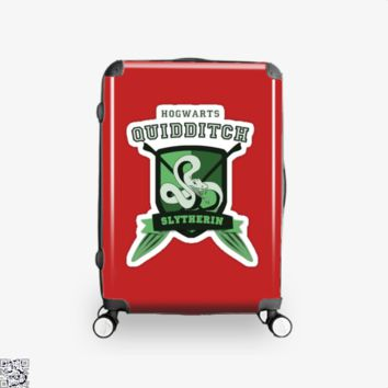 Slytherin Quidditch, Harry Potter Suitcase