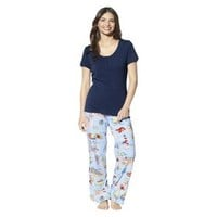 Nick & Nora® Women's Pajama Set - Assorted Colors