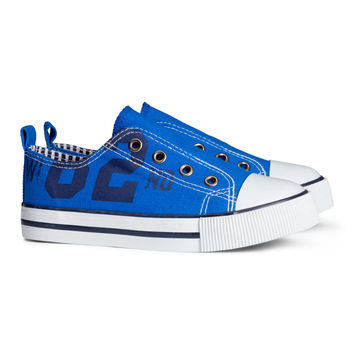 H&M - Sneakers - Blue - Kids
