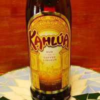 20 Ounce Pure Soy Candle in Reclaimed Kahlua Liquor Bottle - Your Choice of Scent