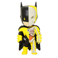 XXRAY DC Comics Yellow Lantern Batman Dissected Vinyl Art Figure