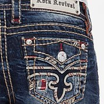 Rock Revival Arlette Boot Stretch Jean