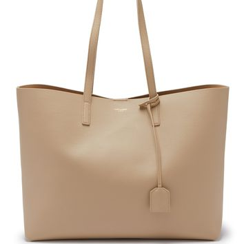 Shopping leather tote | Saint Laurent | MATCHESFASHION.COM US