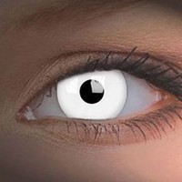 ColourVue UV White Contact Lenses | EyesBright.com
