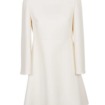 VALENTINO Silk Ivory Dress