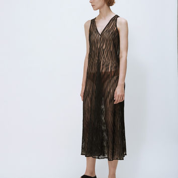 Totokaelo - Uma Wang Black Kukua Dress - $665.28