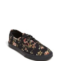 Vans 'Authentic Lo Pro - Floral' Sneaker (Toddler, Little Kid & Big Kid)