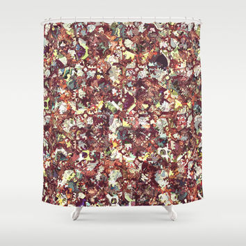 Steampunks of Toon Town Shower Curtain by Glanoramay
