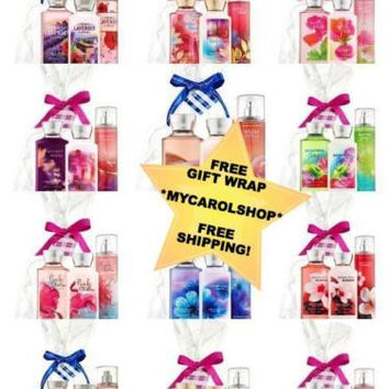 New Bath & Body Works Gift Set - You Choose Your Fragrance