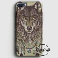 Wolf Indian iPhone 7 Plus Case | casescraft
