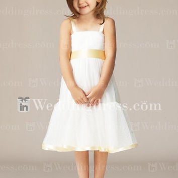 Discount Flower Girl Dresses Portland 44