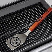 Pittsburgh Steeler NFL Grilling Flipper Bottle Opener Sportula BBQ Spatula - NEW