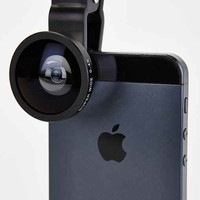 Super-Wide Angle Phone Camera Lens- Black One