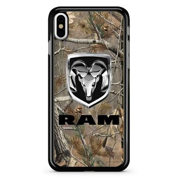 Ram Dodge Cummins iPhone X Case