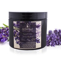 Lavender Whipped Shea Butter
