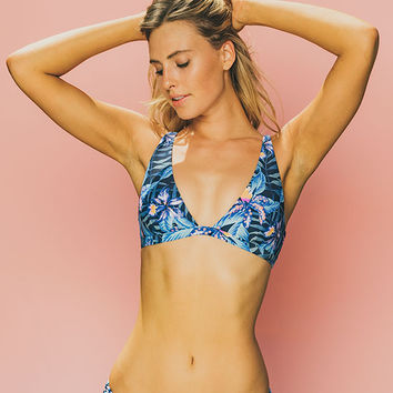 RIP CURL Tropic Tribe Bikini Top | 2018 Swim Preview
