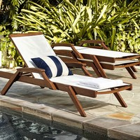 Chatham Mesh Stacking Chaise, Set of 2
