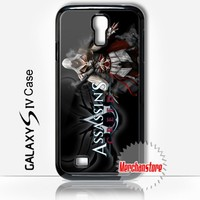 Samsung Galaxy S4 Case Assassin's Creed - S4 i9500 Cover