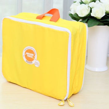 Multi-functioned Clothing Stuff Bag Storage Bags Travel Storage Bag [6268654278]