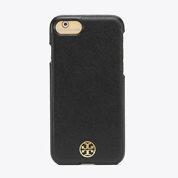 Tory Burch Robinson Hardshell Case For Iphone 7