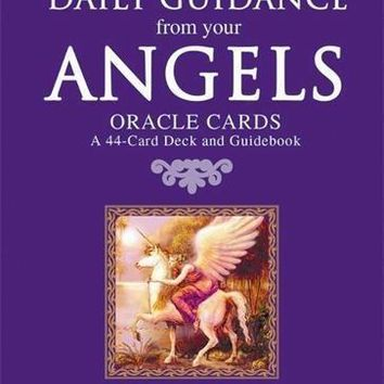 Daily Guidance from Your Angels Oracle Cards GMC CRDS