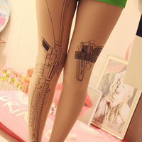 Machine Gun Leggings