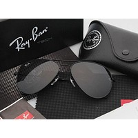 Ray Ban Stylish Men Women Cool Black Sun Shades Eyeglasses Glasses Sunglasses I